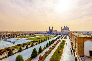 تاریخچه اصفهان